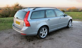 Volvo V50 DrivE review