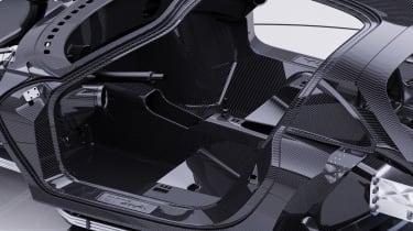 Alpine A110 GTA concept – chassis