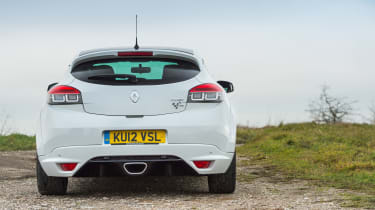 K-Tec Racing Mégane - Rear