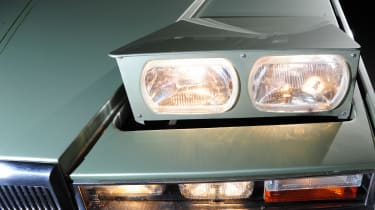 Aston Martin Lagonda light