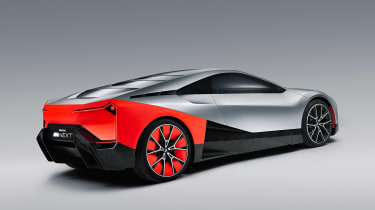 BMW Vision M Next - rear quarter