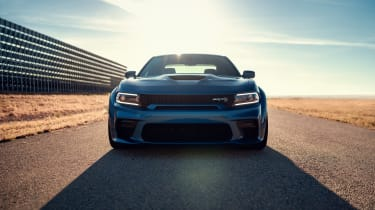 Dodge Charger SRT Hellcat Widebody front