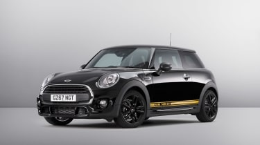 Mini 1499 GT special edition - front