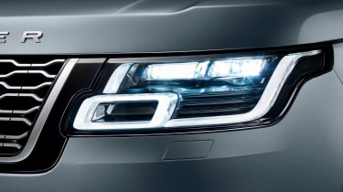 MY18 Range Rover - lighting