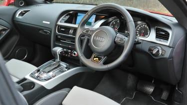 Audi A5 3.0 TDI S-Line Quattro Coupe