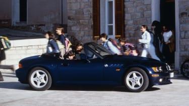 BMW Z3 side