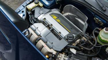 Renault Clio Williams - engine