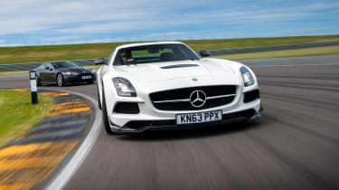 Future icons SLS Black Series front