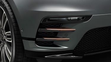 Range Rover Velar - front grilles