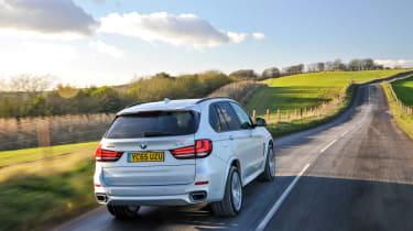 BMW X5 40e - rear quarter