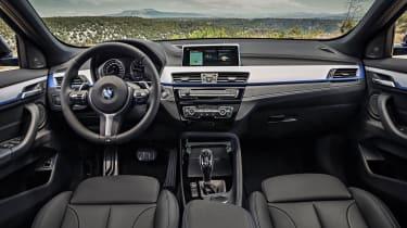 BMW X2 – Interior