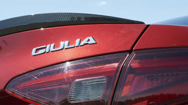 Alfa Romeo Giulia Quadrifoglio - Rear light