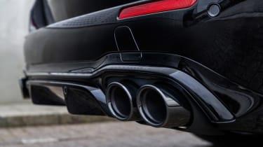 2021 Mercedes-AMG E53 4Matic+ Estate - exhaust