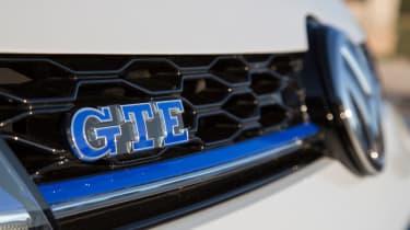 2017 Volkswagen Golf GTE - Grille
