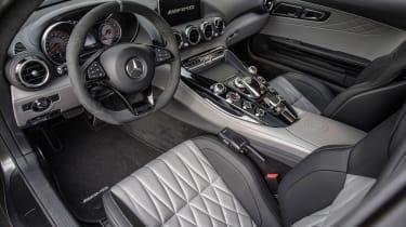 Mercedes-AMG GT C Coupé - Interior