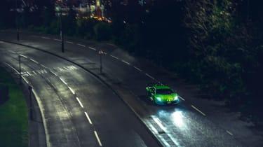 Lamborghini Aventador SVJevo – pan