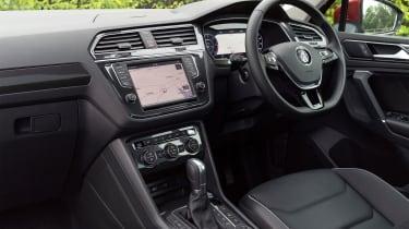 Volkswagen Tiguan – Interior