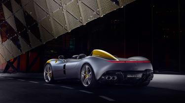 Ferrari Monza SP1 - rear quarter