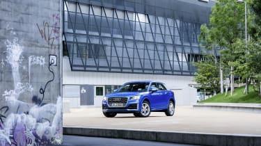 Audi Q2 - press static front