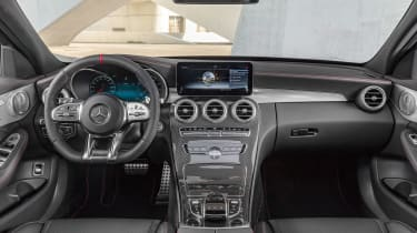 2018 Mercedes-AMG C43 saloon