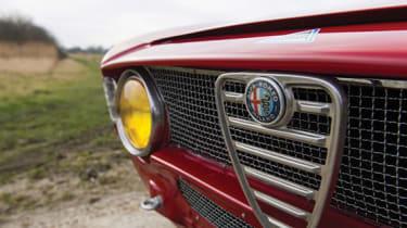 Alfa Romeo Giulia Sprint GTA - Grille