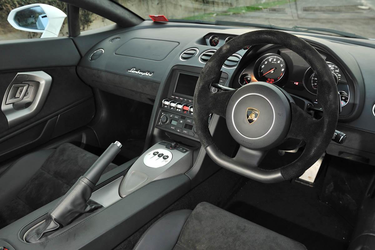 2013 Lamborghini Gallardo Lp560 4 Review Evo