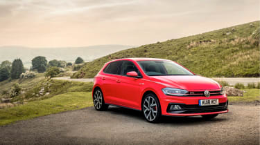 Volkswagen Polo 6 GTI - front static
