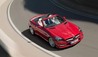 New 2011 Mercedes-Benz SLK