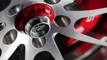 ATS Automobili GT - wheel