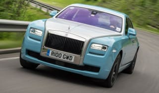 2014 Rolls-Royce Ghost Alpine Trial Centenary Collection