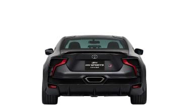 Toyota GR HV Sports Concept - rear