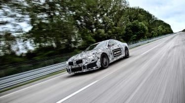 BMW M8 prototype - front 3