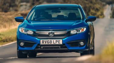 Honda Civic review - saloon
