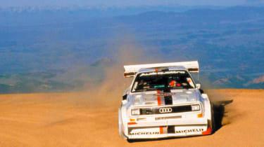 Audi Quattro - B