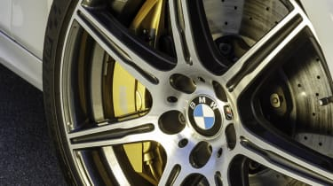 BMW M5 alloy wheel