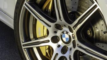 BMW M5 alloy wheel