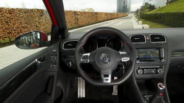 Volkswagen MK6 Golf GTI interior