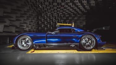 TVR Speed 12 - profile