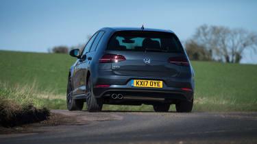 2017 Volkswagen Golf GTD - Rear