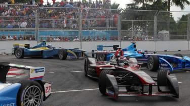Formula E Putrajaya hairpin