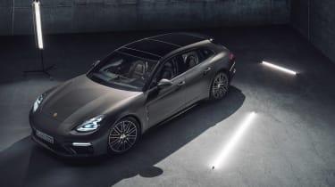 Porsche Panamera Sport Turismo - high