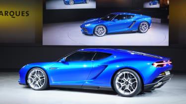 Lamborghini Asterion unveiled at the Paris motor show