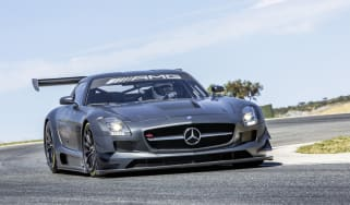 Mercedes-Benz SLS GT3 video