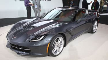 Chevrolet Corvette Stingray: UK price