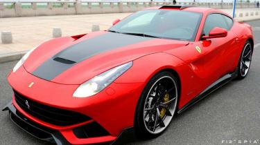 Ferrari F12 Berlinetta Spia