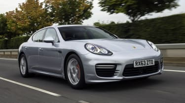 New Porsche Panamera Turbo