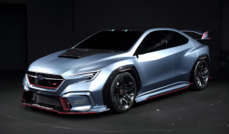 Subaru VIZIV STI Performance Concept - front quarter