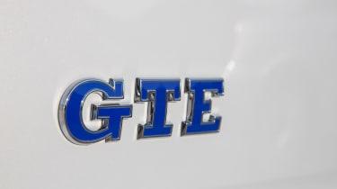2017 Volkswagen Golf GTE - Badge