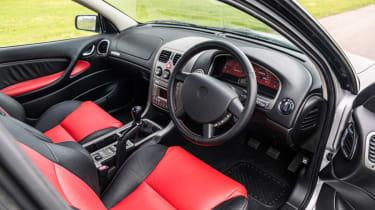 Silverstone Auctions - Commodore interior