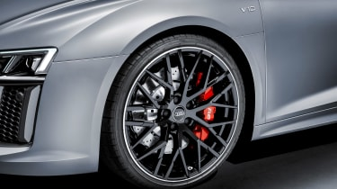 Audi R8 Audi Sport Edition - wheel
